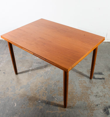 Mid Century Modern Conference Table Jens Risom Knoll Solid Walnut - Mid century conference table