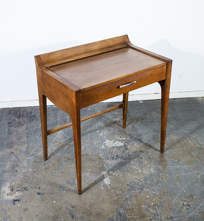 Mid Century Modern Vanity Table Desk Drexel Mid Century Sacramento