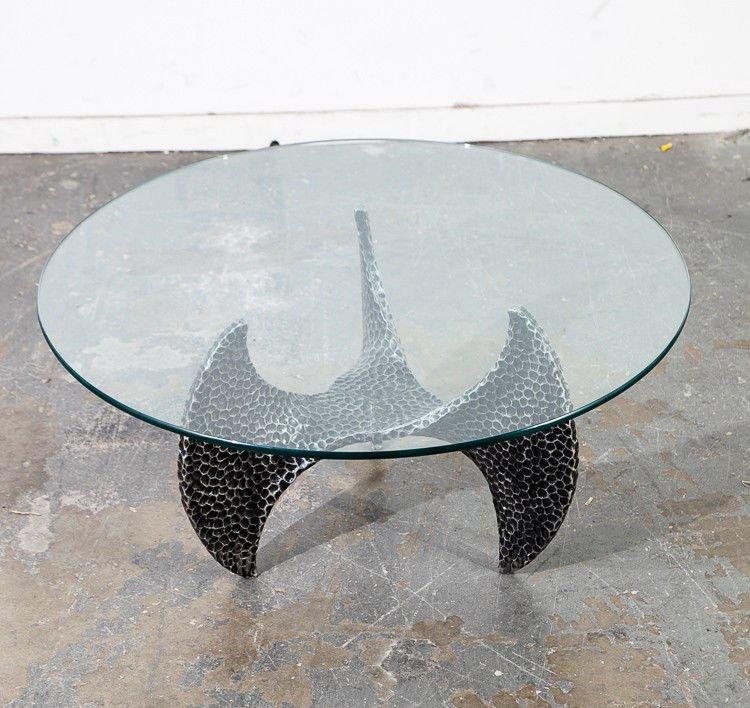 Mid Century Modern Coffee Table Propeller