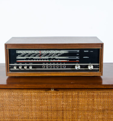 Mid Century Modern Stereo Console RCA Victor Record Player